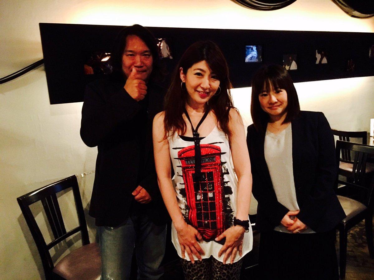 町田一番街ジャズフェで共演する小林香織さんの出演ライブに行ってきました。in 目黒ブルースアレイ (Sax)小林香織 (