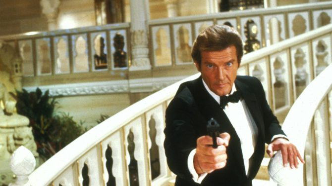 How Roger Moore made the role of James Bond his own