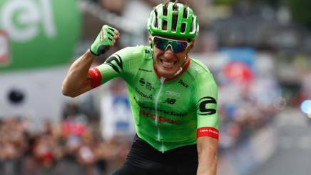 """Giro 100, Rolland: """"Lasciare la fuga è stata la miglior decisione della mia vita"""""""