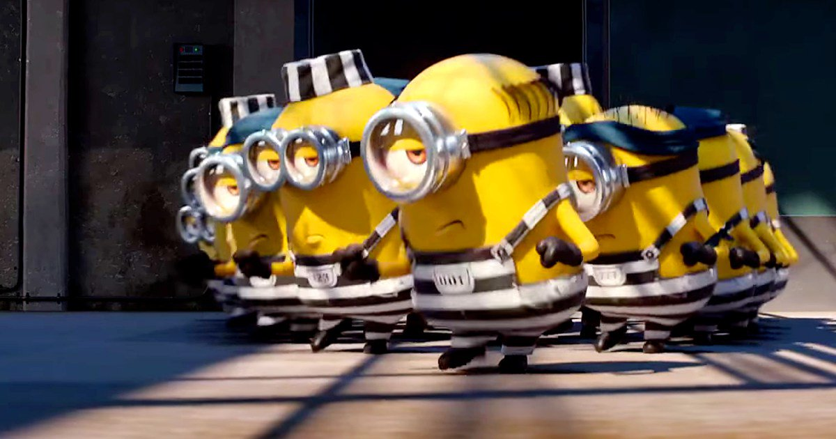 Gru and the Minions are breaking bad again in the new trailer for DespicableMe3: