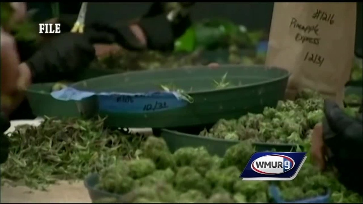 NH lawmakers look into efforts to expand state's medical marijuana law