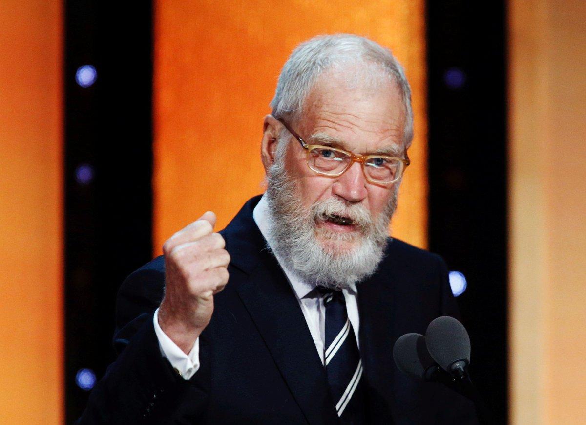 David Letterman Unloads: Donald Trump 'Makes Me Sick'