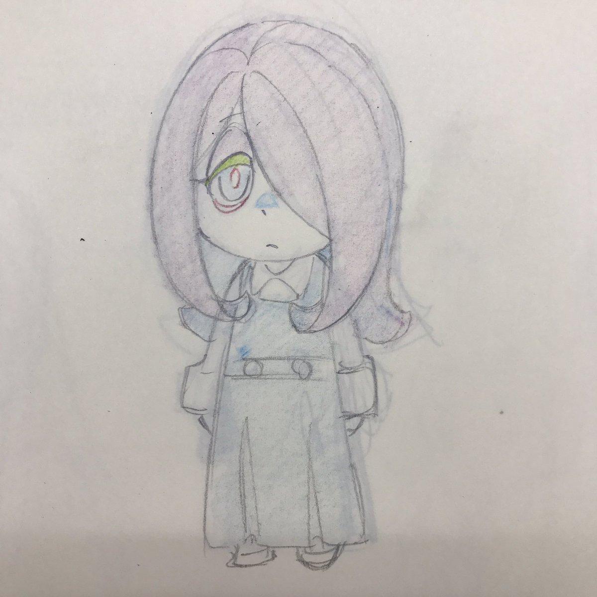 幼稚園児スーシィ #LWA_jp
