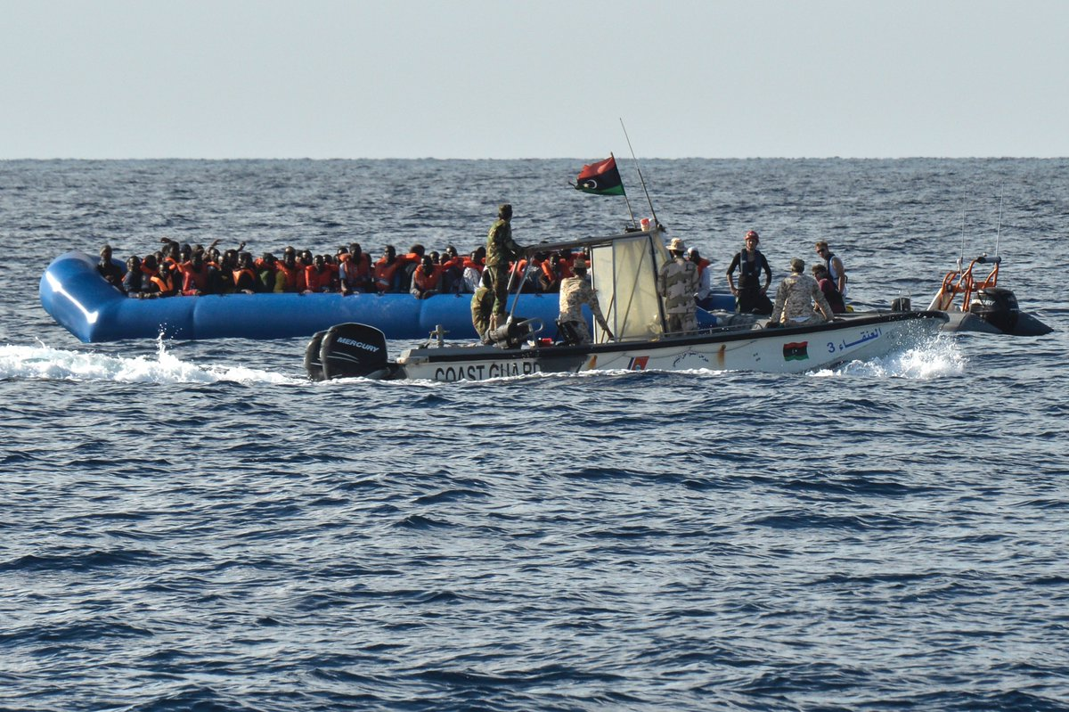 Toddlers among dozens dead in new Mediterranean migrant boat disaster