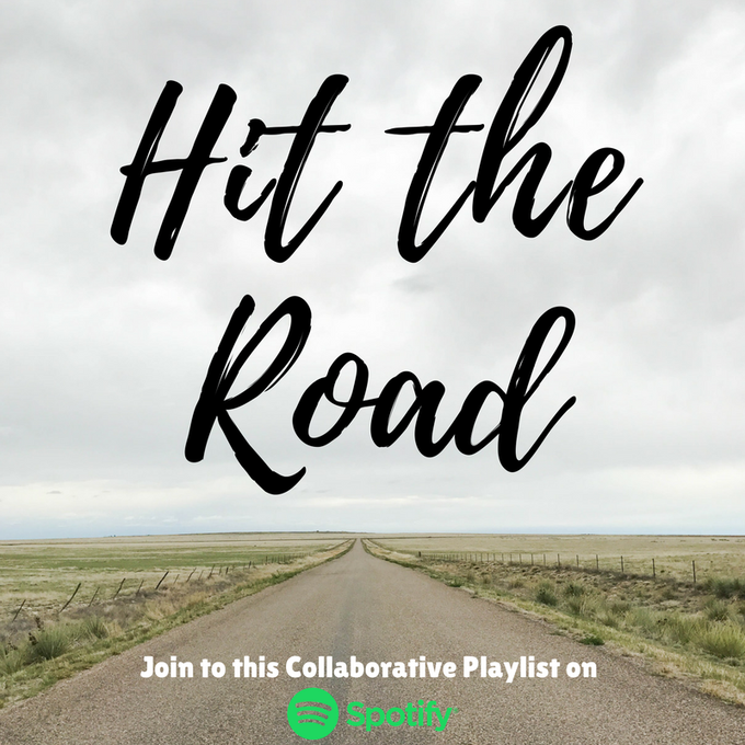 Don't forget to join the #HitTheRoad movement 🚐 🎶 We are creating the BEST PLAYLIST ever ❤️ https://t
