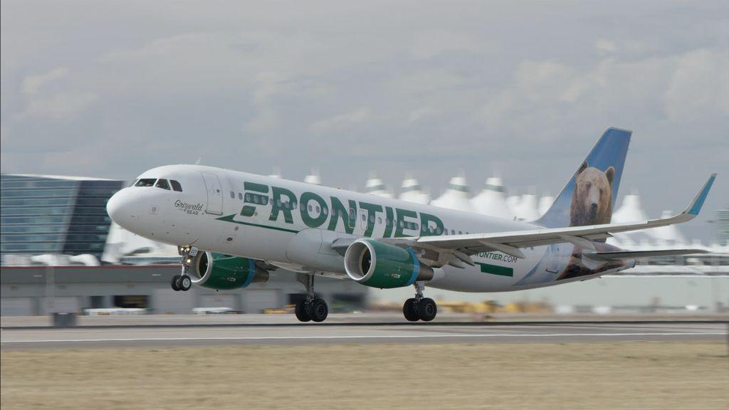 Frontier Airlines to fly out of Green to Denver, Orlando