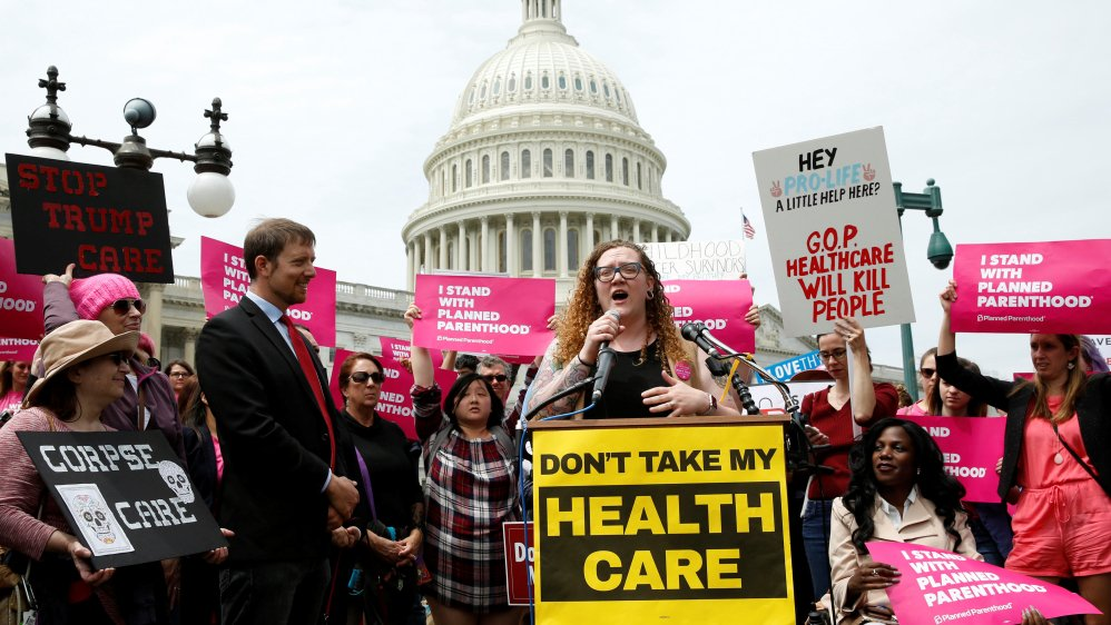 Opinion: In America, no one dies from having no access to healthcare, right?