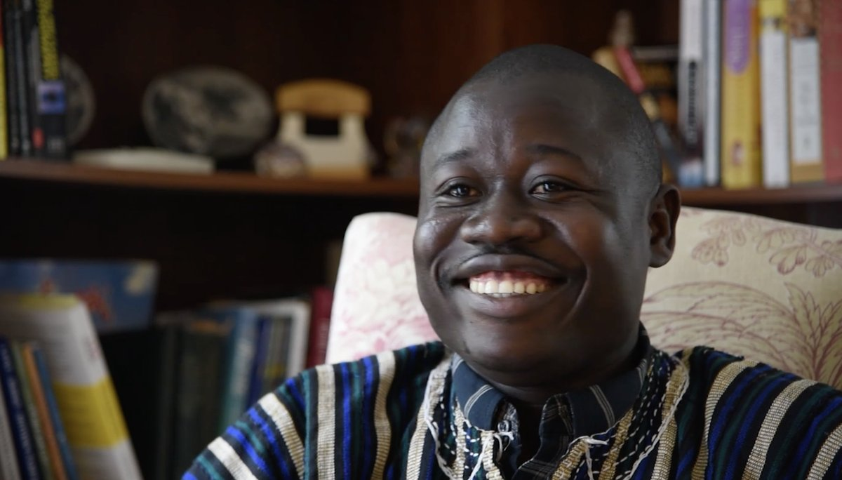 From Ghana to Baltimore: The long path to an education for a Hopkins scholar