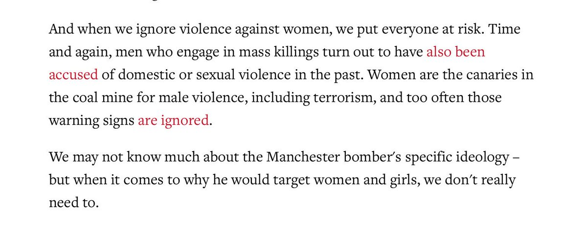 When we ignore violence against women, we put everyone at risk... https://t.co/WJjveOmoaB #Manchester https://t.co/jpAhcniUFG