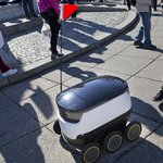 San Francisco to Delivery Robots: Get Off the Damn Sidewalk