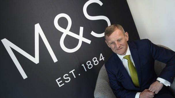M&S share price rises despite fall in profits