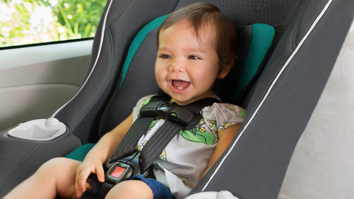 Recall issued for more than 25,000 car seats because of injury risk