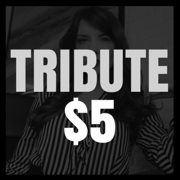Tribute 5 Dollars by @Serve_Hannelore https://t.co/pEX5JAjGd0 @manyvids https://t.co/kZNiDYRryY