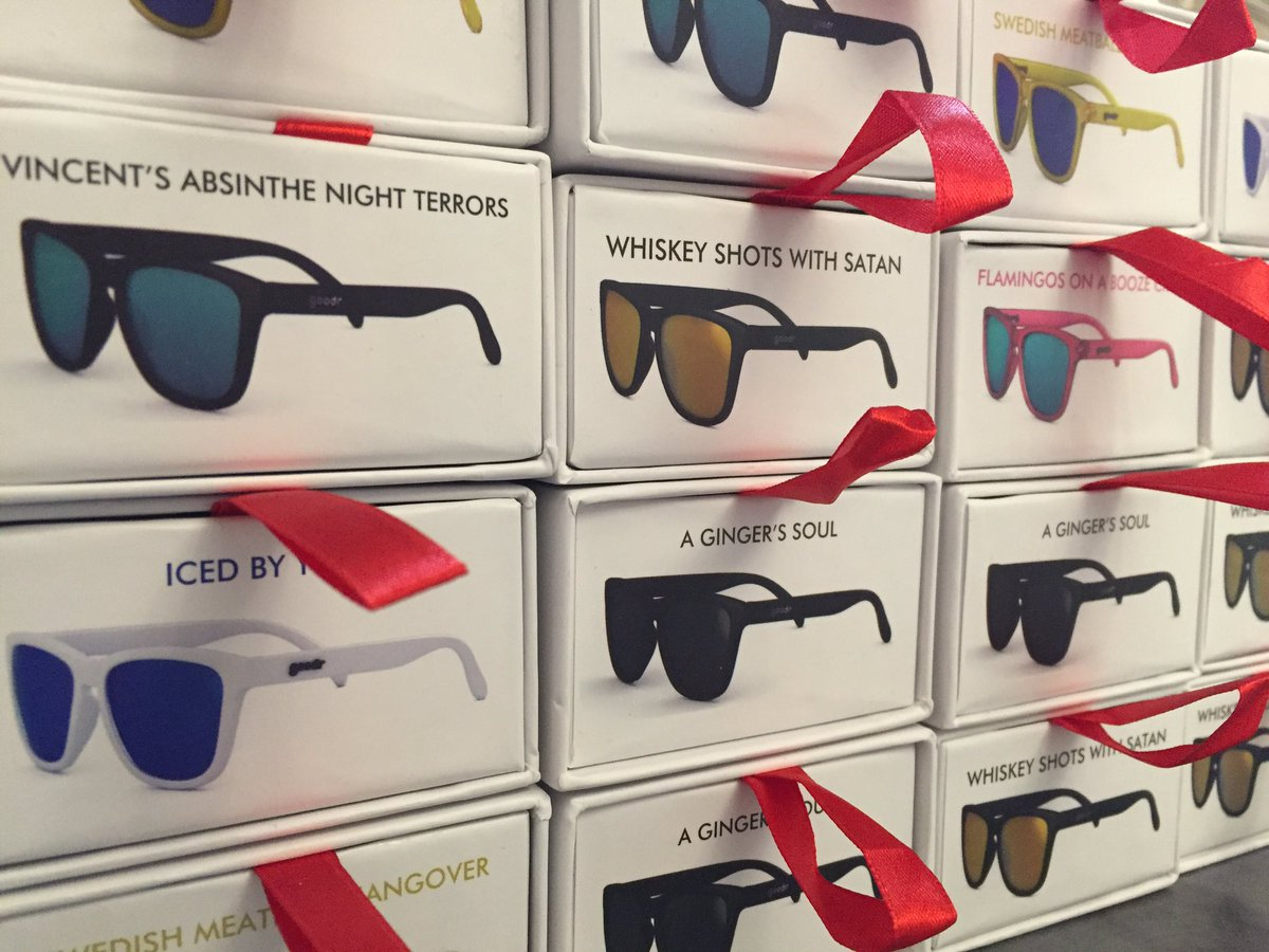 test Twitter Media - New @Goodr sunglasses have arrived! No slip, no bounce, polarized. All for only $25! #fleetfeetral https://t.co/LDdHTyZapY
