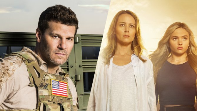 CBS' SEALTeam, Fox's TheGifted top list of most anticipated new 2017-18 TV shows