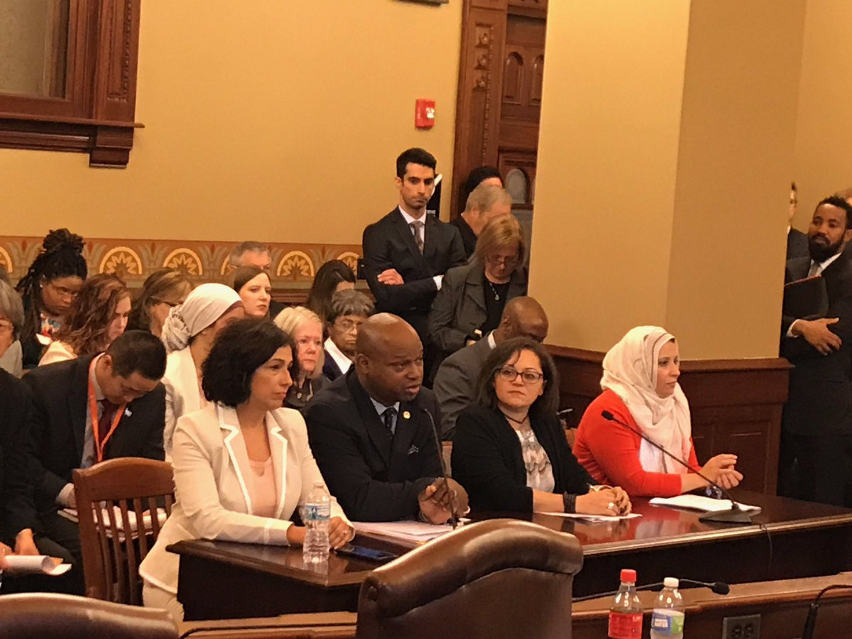 test Twitter Media - We were able to pass the IL Trust Act, SB31, out of Executive Committee today.  One step closer to making IL a Welcoming State.  #TrustAct https://t.co/47G4QGtBe3