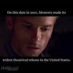 It's been 16 years since Christopher Nolan's #Memento became an indie hit.