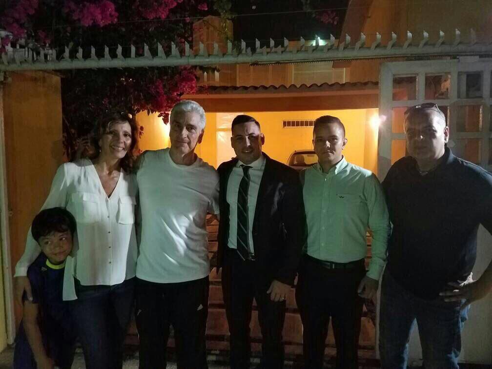 RT @RCamachoVzla: Otorgan Casa por Carcel a .@BraulioJatarA director de @RConfidencial https://t.co/yJ815kUGpP