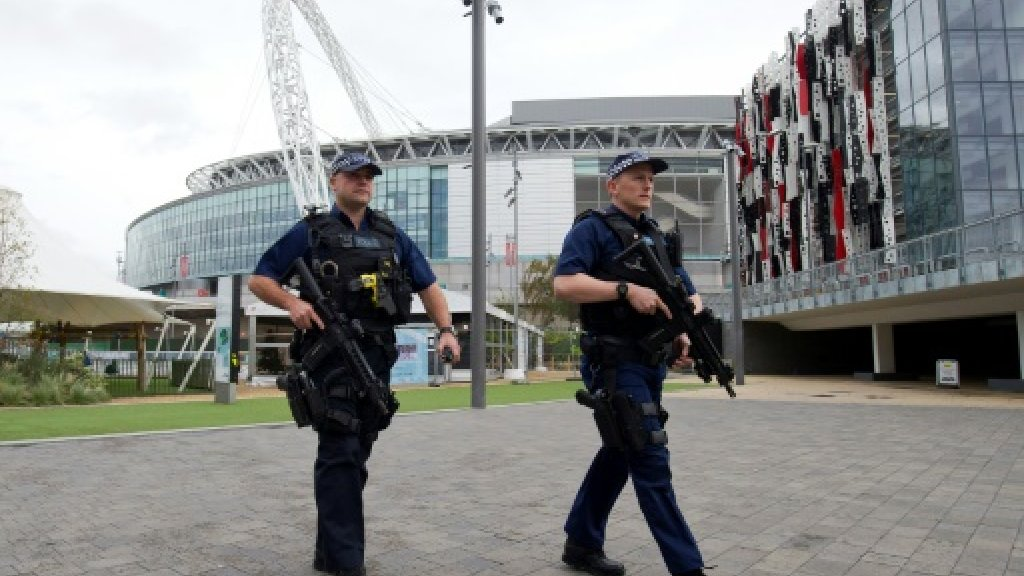 'Robust' security for sports events after Manchester attack