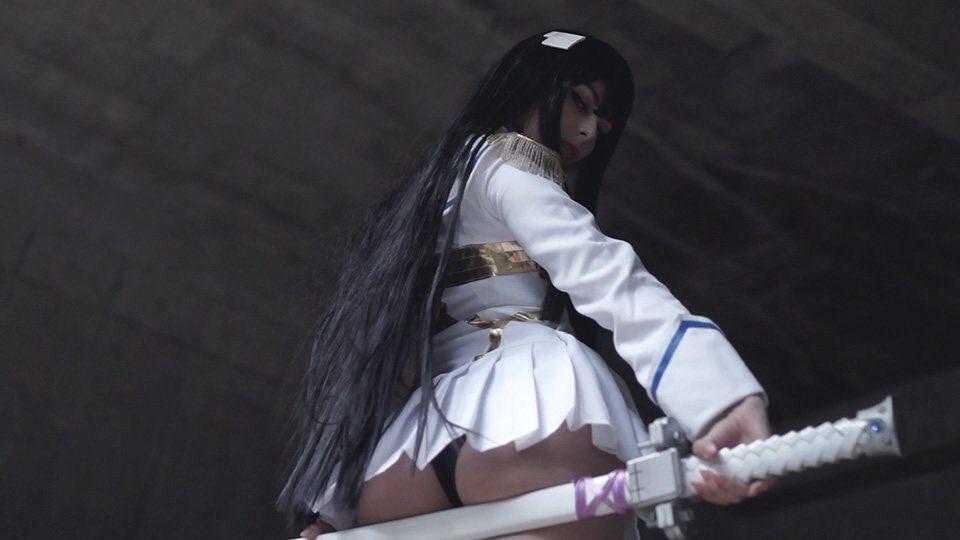 #キルラキル ✨動画プロジェクト with  皐月:  流子:  マコ:  #KillLaKill #Cosplay #