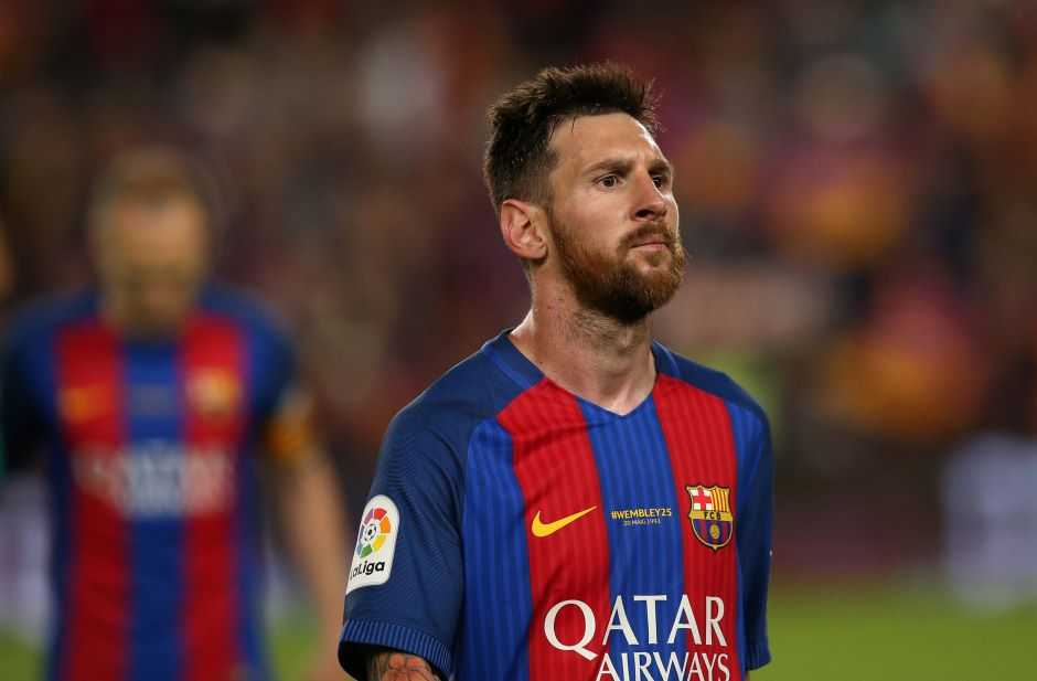 Barcelona 'fully support' Messi after fraud sentence - Football