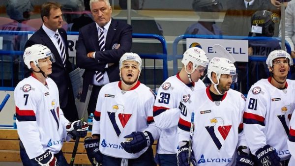 Eleven games for #hcslovan in 17/18 preseason. All schedule at https://t.co/bYq0AGHSU0 @khl #VerniSlovanu https://t.co/lwbHB4mwGD