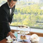 Women flock to afternoon tea at luxury hotels