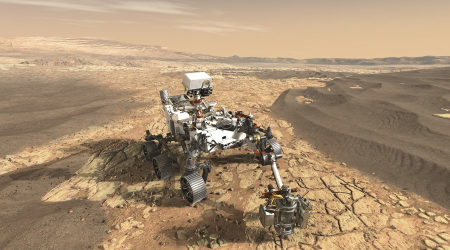 NASA unveils first concept pic of Mars 2020 Rover (PHOTO, VIDEO)