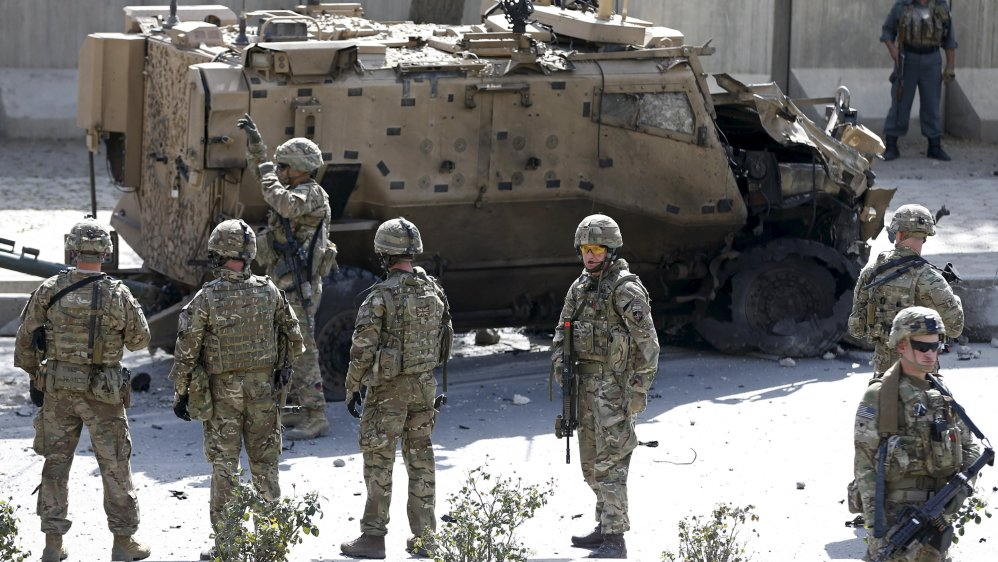 NATO troop surge in Afghanistan 'like adding wood to fire'