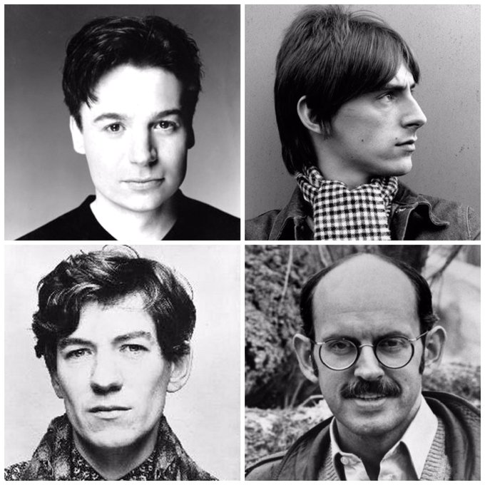 May 25, Happy Birthday to Paul Weller, Frank Oz, Mike Myers, and Sir Ian McKellen.
