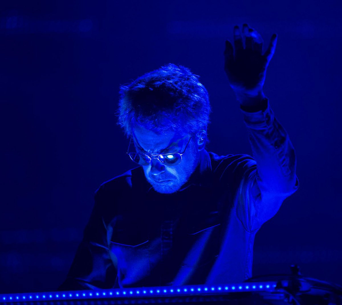 Electronic music legend Jean-Michel Jarre embarks on his first U.S. tour