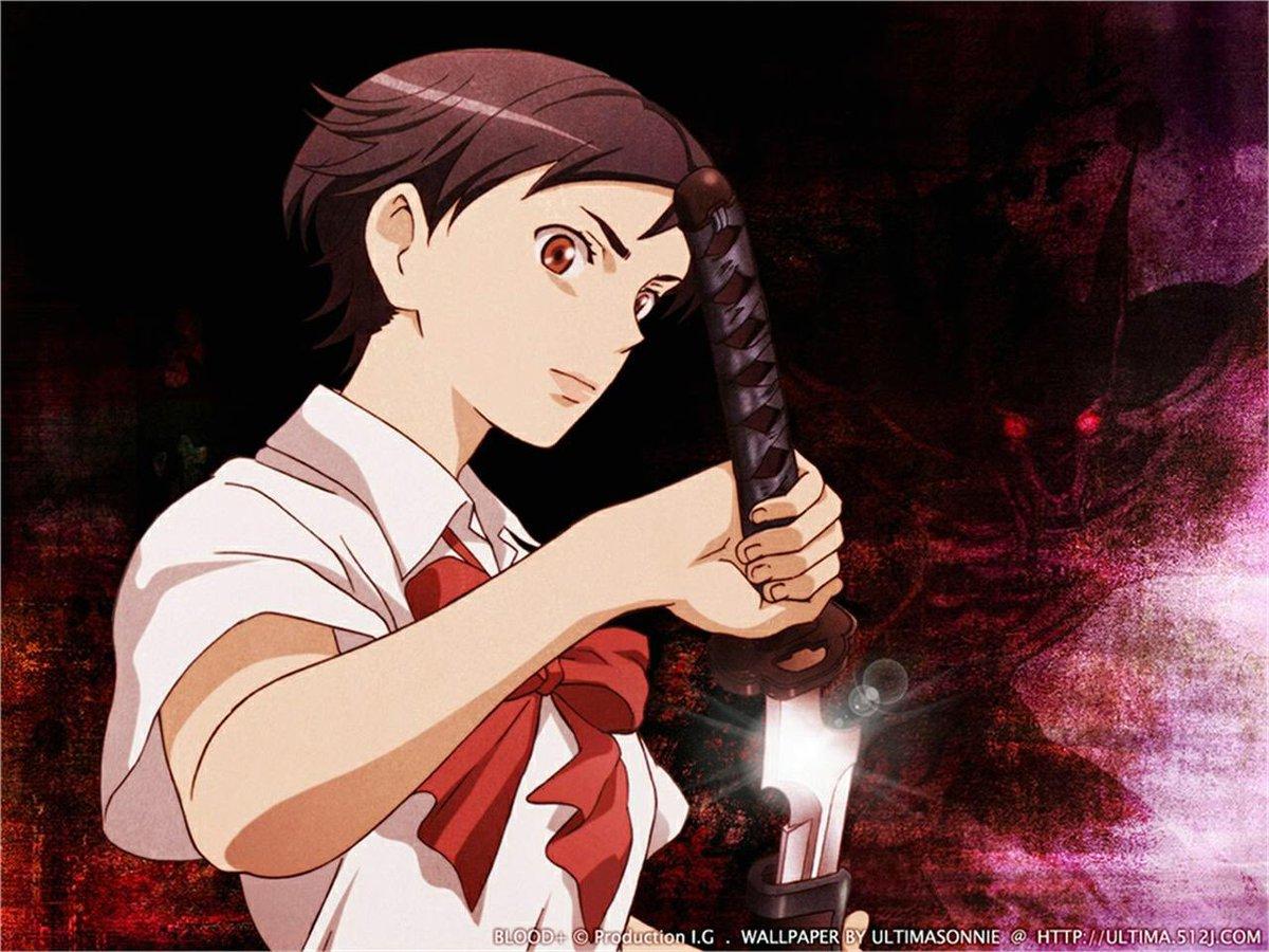 1   BLOOD+ 小夜2  SOUL EATER  マカ3  Fate Grand Order モードレッド4