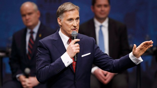 'Final stretch': Conservatives to gather Saturday to announce next leader
