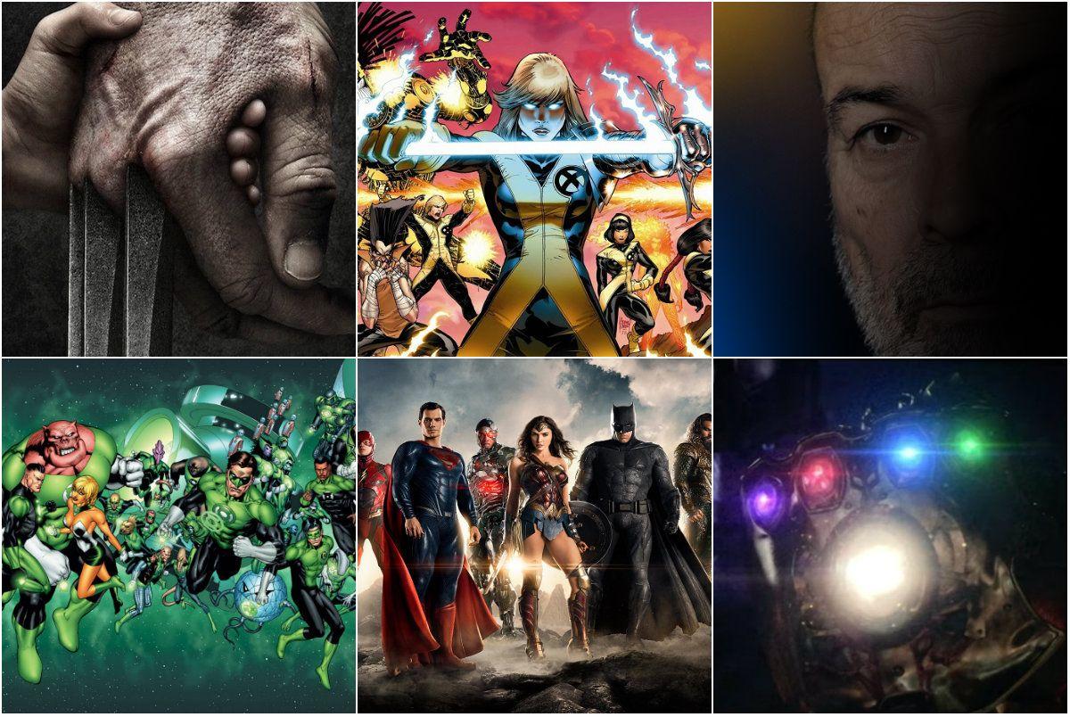 Fechas de estreno de las próximas películas de superhéroes #OrgulloFriki