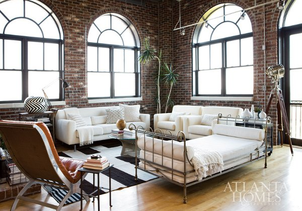 RT @HomeAdore: Modern Loft Interior | https://t.co/TEaQGTGT14 Please RT #architecture  ...