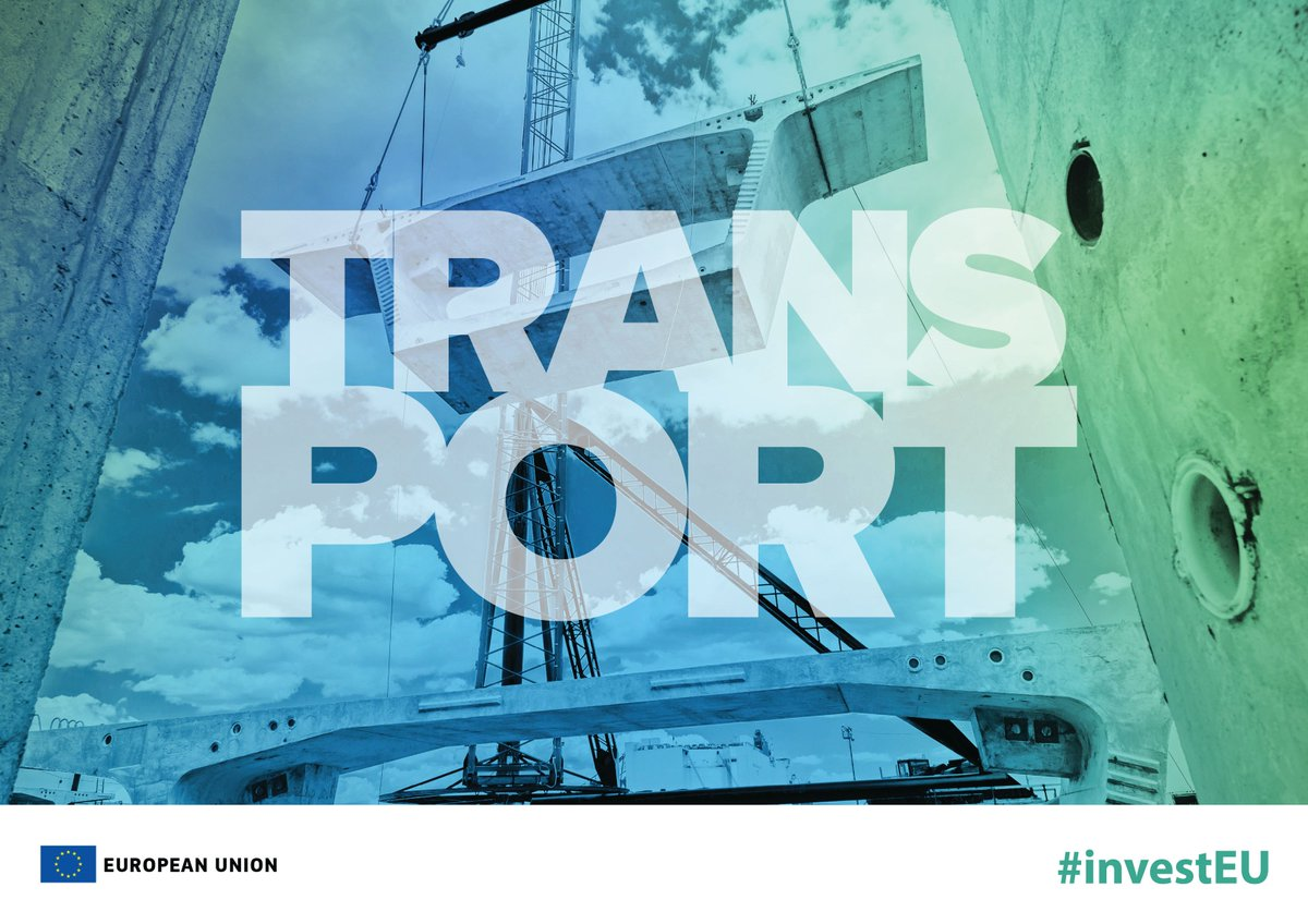 test Twitter Media - Looking to invest in #transport projects? Check the EU Investment Portal #EIPP & choose your project today https://t.co/veuphwxGIq #InvestEU https://t.co/Rm0nTsdgkA