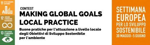 """test Twitter Media - Concorso #ISPRA """"Making Global Goals Local Practice"""",  il termine per partecipare scade domani! Qui tutte le info: https://t.co/UUmy3eDpGI https://t.co/hBTzlLoBvg"""