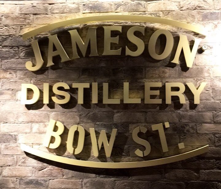 test Twitter Media - Made it to #Dublin and headed straight to the @jamesonwhiskey Distillery! https://t.co/svNCoPyqLB