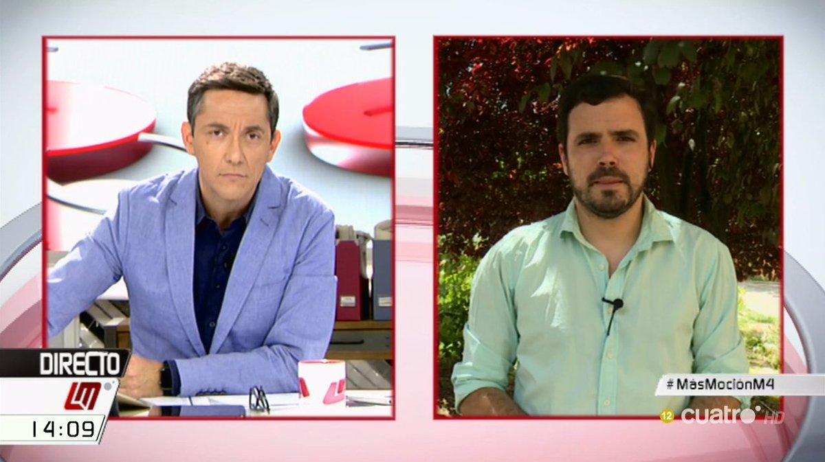 Nuestra moción sigue adelante. Si el PSOE quiere presentar otra después de verano, estaremos ahí para hablarlo.