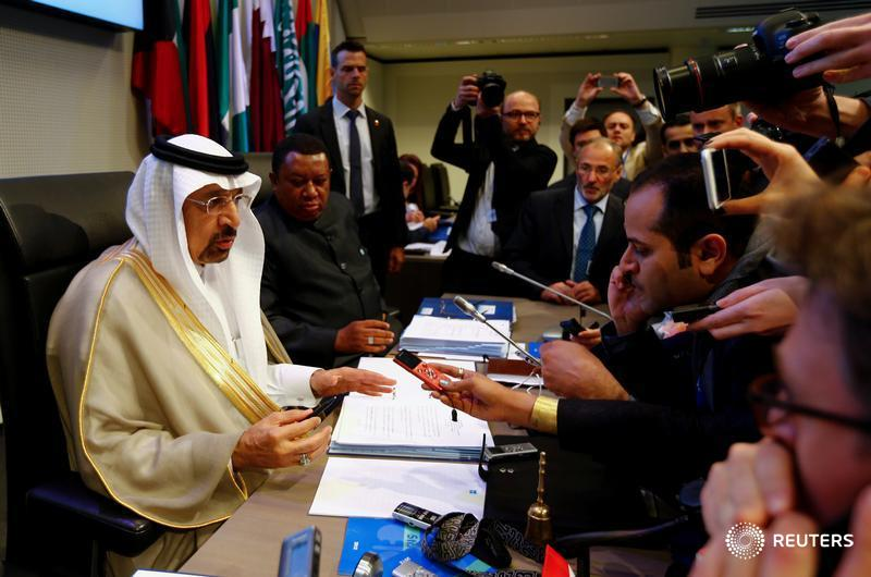 OPEC extends oil output cut by nine months to fight glut