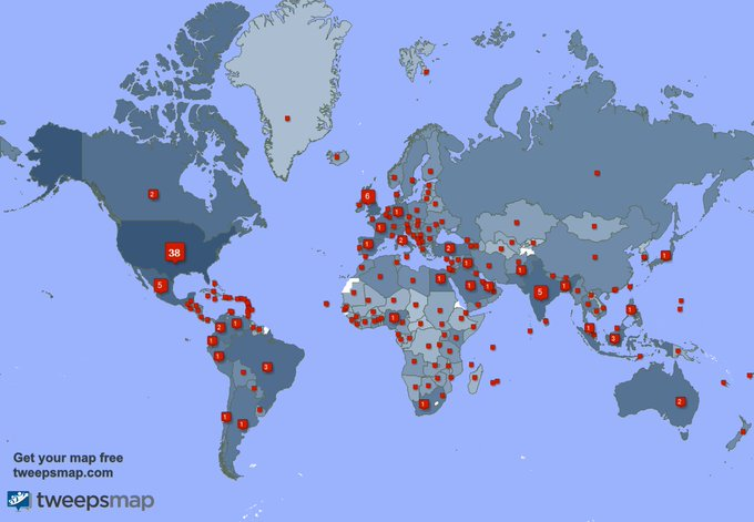 I have 2748 new followers from USA, UK., India, and more last week. See https://t.co/S88MDeS5v5 https://t