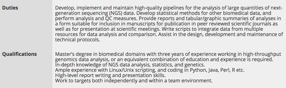 test Twitter Media - The @UPennIBI is looking for an analyst to join our #bioinformatics core. #NGS  Apply here: https://t.co/dL3iaubiXJ https://t.co/MyIoJqz2qU