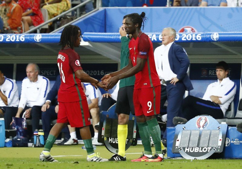 Portugal drop Euro 2016 heroes Sanches, Eder - Football