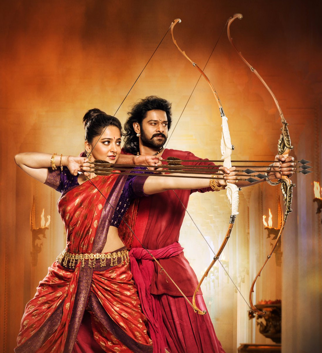 #Baahubali2 keeps breaking records!Reply to us with your fav scene from the movie.#1000crNettBB2InIND
