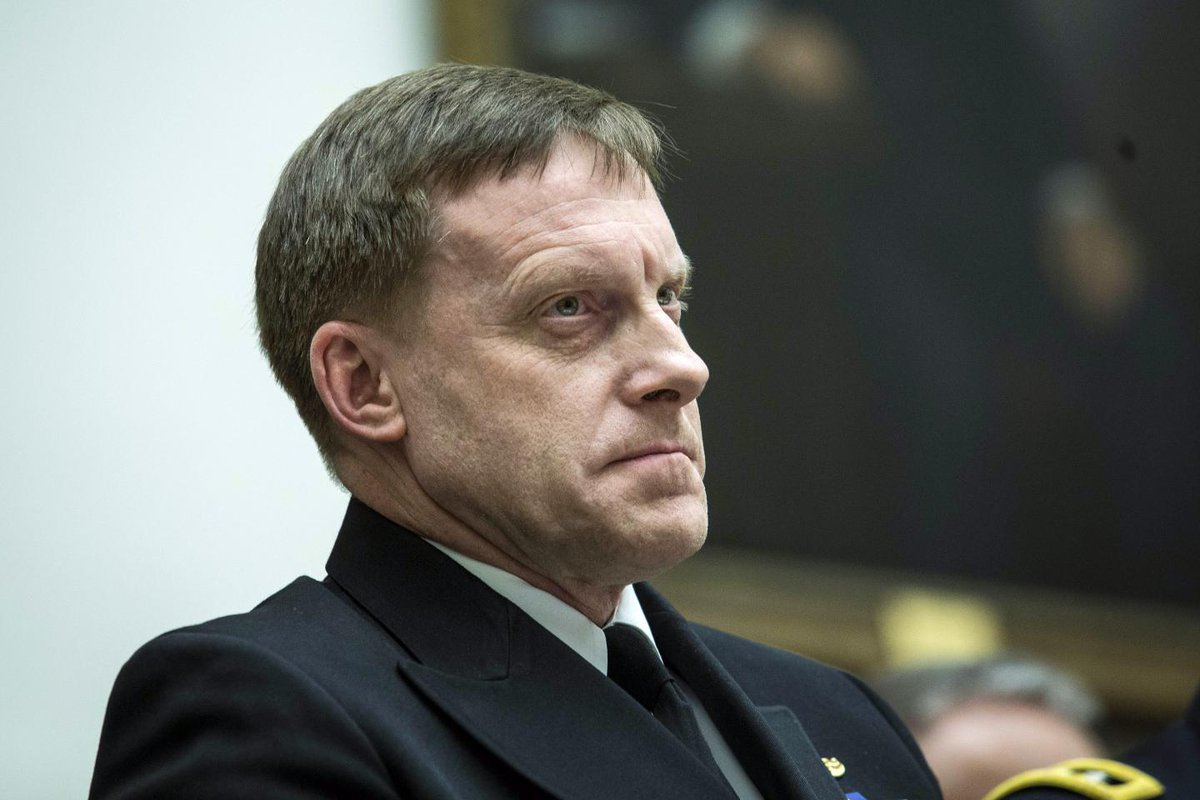 Why did Trump tell NSA chiefs to deny Russian involvement?