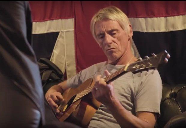 Happy Birthday, Paul Weller! Congrats on a A Kind Revolution!
