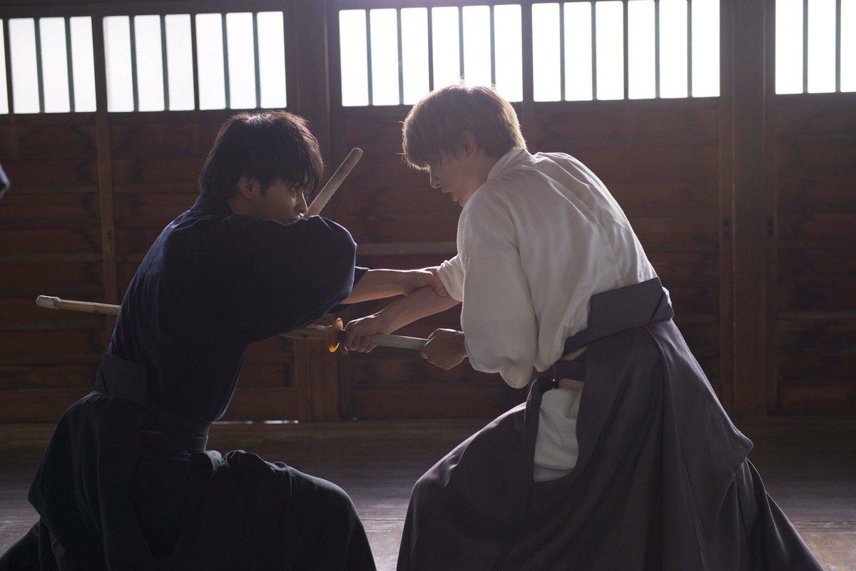 【NEWS‼︎】7月15日にdTVで「銀魂」のオリジナルドラマを配信することが決定しました‼️小栗旬さん、柳楽優弥さん、