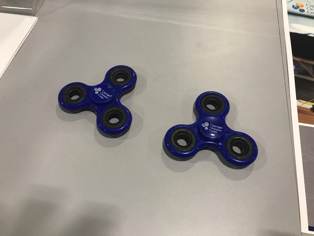 test Twitter Media - Come visit CCC booth 548 at #BioIT17 and claim your own fidget spinner while they last! https://t.co/RnicY5lJbK