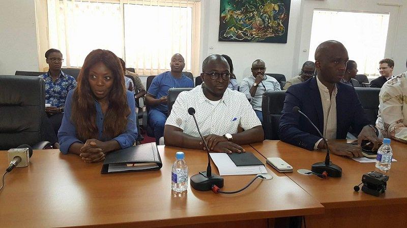 Fin de mission à Conakry pour une délégation du FMI