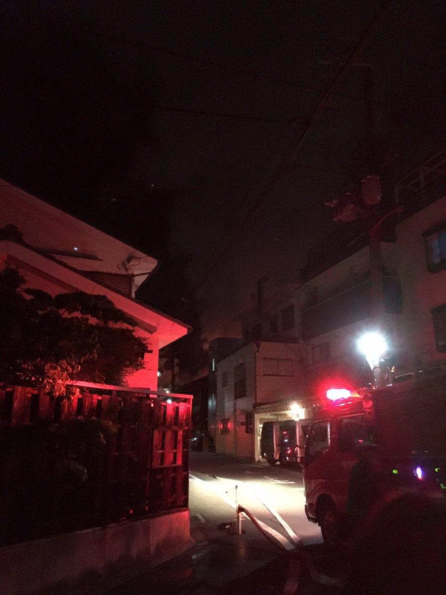 test ツイッターメディア - 家の前で火事サイレンうるさくて飛び起きたわ https://t.co/Yq1A3lPB10